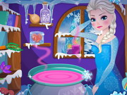 Play Elsa Frozen Magic