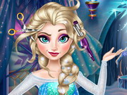 Play Elsa Frozen Real Haircuts