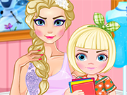 Play Elsa Modern Mommy