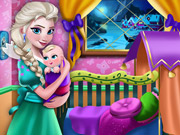 Play Elsa Mommy Room Deco