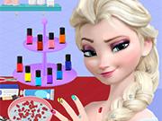 Play Elsa Nail Style