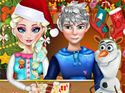 Play Elsa Naughty Christmas