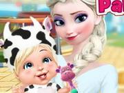 Play Elsa Parent Child Show