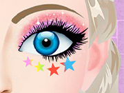 Play Elsa Party Makeup