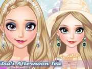 Play Elsa's Afternoon Tea