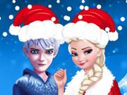 Play Elsa's Christmas Gift