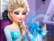 Play Elsa's Crafts