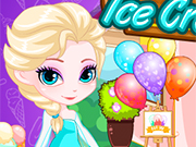 Play Elsa's Ice Cream Shop