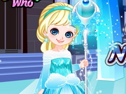 Play Elsa's New Staff