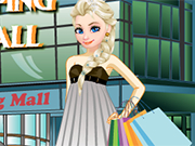 Play Elsa Shopping At The Mall