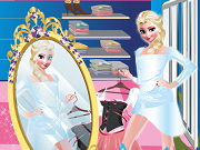 Play Elsa Shopping