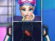 Play Elsa Surgeon
