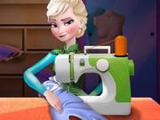 Play Elsa Tailor
