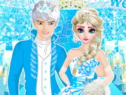 Play Elsa Wedding