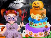 Play Emma Halloween Cake