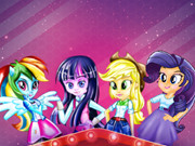 Play Equestria Girls Theme Room