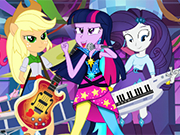 Play Equestria Rainbow Rock