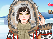 Play Eskimo Girl Make Up