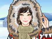 Play Eskimo Girl Makeup