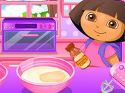 Play Explore Cooking With Dora