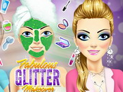 Play Fabulous Glitter Makeover