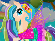 Play Fairy Pony Care