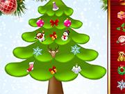 Play Fancy Christmas Tree