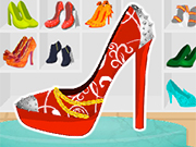 Play Fancy Shoes Designer