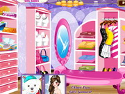 Play Fancy Walk In Closet