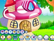 Play Fantasy Mushroom Decoration
