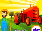 Play Farm Tractors Wash And Repair