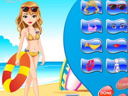 Play Fashion On The Beach