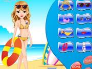 Play Fashion On The Beach