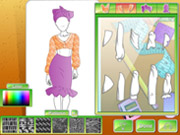 Play Fashion Studio - African Style