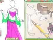 Play Fashion Studio - Persian Princess