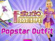Play Fashion Studio - Popstar Outfit