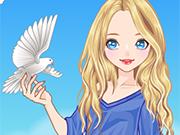 Play Feeding Pigeons