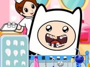 Play Finn Dentist