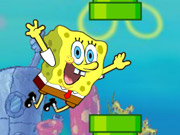 Play Flappy Spongebob