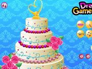Play Floral Wedding Cake
