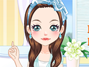 Play Flower Shop Dressup