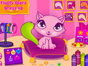 Play Fluffy Starz Dress up