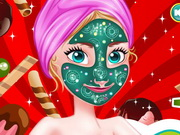 Play Frozen Anna Chocolate Spa