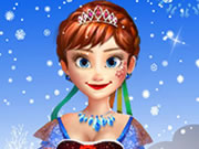 Play Frozen Anna Natural Makeover