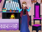 Play Frozen Anna Room Decor