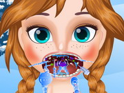 Play Frozen Anna Throat Care