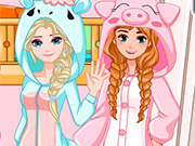 Play Frozen Bunk Bed
