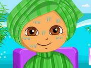 Play Frozen Dora Preparation