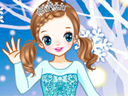 Play Frozen Dress Up