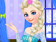 Play Frozen Elsa Beauty Salon